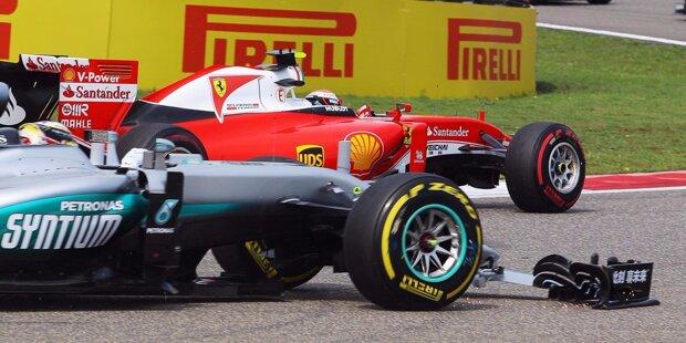 Nico Rosberg hat sich in Abu Dhabi seinen Kindheitstraum vom Titel verwirklicht. Doch was waren die Schlüsselmomente im Titelkampf gegen Erzrivale Lewis Hamilton, der von zahlreichen Wendungen geprägt war? Jetzt durch die entscheidenden Szenen des Silberpfeil-Duells klicken!