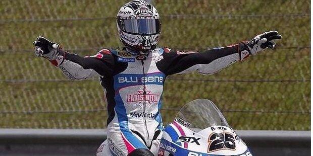 Maverick Vinales Ruiz wurde am 12. Januar 1995 in Spanien geboren. Seit 2011 fährt er in der Motorrad-WM und seit 2015 in der MotoGP-Klasse. Sein Aufstieg verlief rasant und erfolgreich.