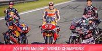Leserwahl: Wer ist 2017 MotoGP-WM-Favorit?