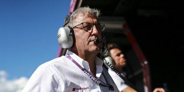 Ein Wochenende der DTM 2017 aus der Sicht eines Teamchefs: 'Motorsport-Total.com' hat Phoenix-Teamchef Ernst Moser in Zandvoort ein Wochenende lang begleitet und blickt hinter die Kulissen des Audi-Teams.