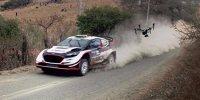 Die 10 spektakulärsten Rallye-Fotos von DJI