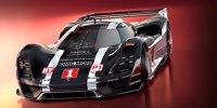 Vision 908/4: Langheck-Porsche reloaded