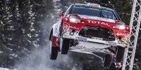 WRC: Die schönsten Sprünge am Colin's Crest
