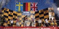 DTM-Saison 2017 in Zahlen