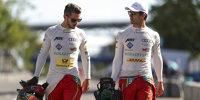 Das Fahrerkarussell der Formel E 2017/18