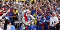 Alle Sieger der IndyCar-Saison 2017