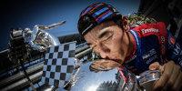 Indy 500: So schön jubelt Takuma Sato