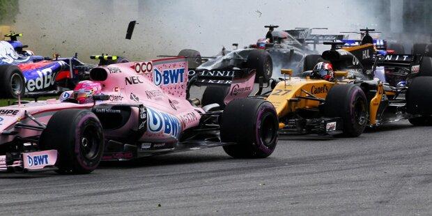 Mercedes schlägt zurück: Nach dem (Set-up-bedingten) Durchhänger in Monaco feiern Lewis Hamilton und Valtteri Bottas ihren ersten Doppelsieg als Teamkollegen. Für Hamilton ist es der sechste Triumph in Montreal, zehn Jahre nach seinem Debütsieg an gleicher Stelle. Und Bottas steht beim fünften Start zum dritten Mal auf dem Podium.