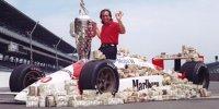 Mehrfache Sieger des Indy 500