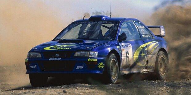 Rallye Argentinien 2011: Sebastien Loeb (Citroen) gewinnt 2,4 Sekunden vor Mikko Hirvonen (Ford).