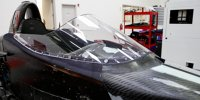 Erste Fotos vom IndyCar-Aeroscreen