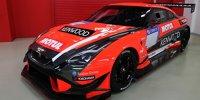 24h Nürburgring: Präsentation Nissan
