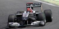 Alle Formel-1-Autos von Mercedes