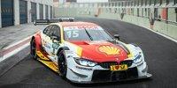 Die BMW-Designs für die DTM 2018