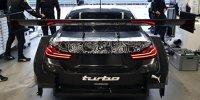 Roll-out des BMW M4 DTM mit Zwei-Liter-Turbomotor