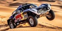 Rallye Dakar 2019: Präsentation X-raid Mini Buggy