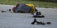 Jerez 1990: Martin Donnellys Horrorcrash