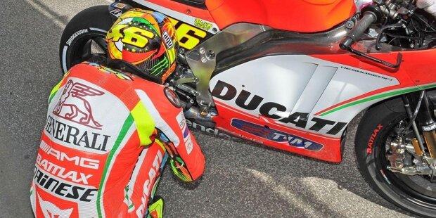 Casey Stoner ist bis heute der einzige Ducati-Champion in der MotoGP. Wir verschaffen einen Überblick darüber, wer sich im Werksteam der Italiener im Laufe der Jahre noch an der Desmosedici versucht hat.