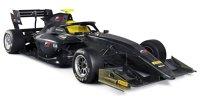 Fahrzeugpräsentation FIA Formel 3 2019