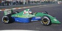 Alle Formel-1-Autos von Force India
