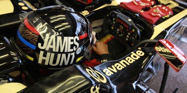 """McLaren-Rookie Lando Norris nutzt die Chance beim Grand Prix von Italien in Monza 2019: Er widmet sein Helmdesign seinem """"Idol"""" Valentino Rossi. Besonders markant für dessen Design ist die neongelbe Sonne, die die MotoGP-Legende auch auf dem eigenen Helm trägt. Eine nette Geste, doch diese Idee hatten schon andere Piloten vor ihm ..."""