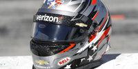 Die IndyCar-Fahrer 2018 und ihre Helme