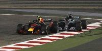Kollision zwischen Verstappen und Hamilton