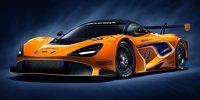 Präsentation McLaren 720S GT3