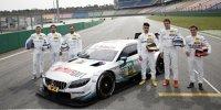 Die Mercedes-Designs für die DTM 2018