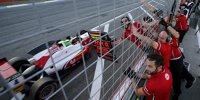 So hat Mick Schumacher seinen Formel-3-Titel gefeiert