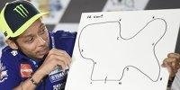Die perfekten Strecken der MotoGP-Stars