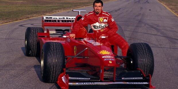 """Anfang Juni 2018 wird für Marc Marquez ein Traum wahr: Auf dem Red-Bull-Ring darf der Honda-Pilot einen Toro Rosso aus dem Jahr 2012 testen. Kurios: Obwohl das Auto einen Ferrari-Motor hat, steht auf der Verkleidung """"Honda Hybrid""""."""