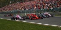 GP Belgien: Fahrernoten der Redaktion
