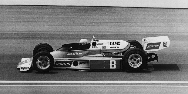 1972 - Can-Am: George Follmer (Porsche 917/10)