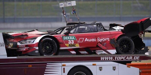 Rene Rast fährt bereits 2016 in der DTM und ist seit 2017 als Stammfahrer für Audi am Start. In seinem Rookie-Jahr gewinnt der Deutsche schon seine erste Meisterschaft, und 2018 hätte er den Titel sogar fast verteidigen können. Wir blicken auf die bisherige DTM-Karriere des Audi-Werksfahrers zurück.