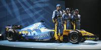 Alle Renault-Präsentationen seit 2002