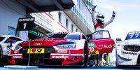 Im Rückspiegel: Rene Rasts DTM-Saison 2018