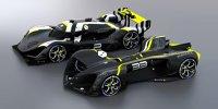 Roborace präsentiert neues Auto