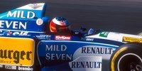 Aida 1995: Michael Schumachers zweiter WM-Titelgewinn