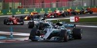 Formel-1-Startgebühren in der Saison 2018