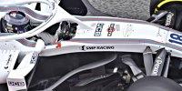 Technik-Check: Innovationen beim F1-Test