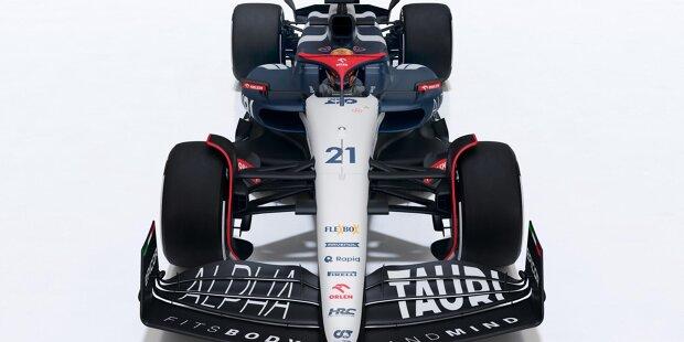 Foto-Zeitreise durch die Teamgeschichte von Toro Rosso (2006 bis 2019) und AlphaTauri (ab 2020): Wir zeigen sämtliche Formel-1-Autos des B-Teams von Red Bull und nennen die jeweiligen Fahrer!