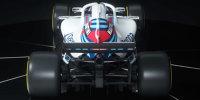 Williams FW41 im Detail