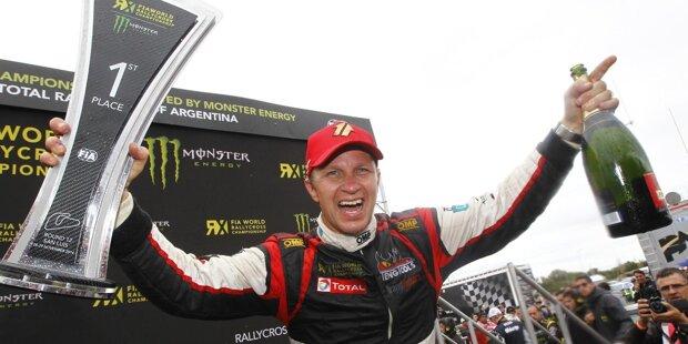 2014: Petter Solberg (NOR) ...