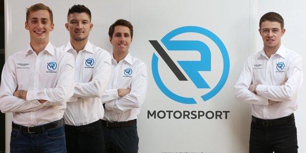 Jung und Alt: R-Motorsport hat sein Fahreraufgebot gut durchgemischt ...