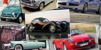 Die 30 schönsten Autos der Welt