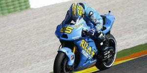 Von GSV-R bis GSX-RR: Alle MotoGP-Motorräder von Suzuki seit 2002