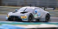 Erste Fotos des neuen Aston Martin Vantage DTM