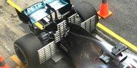 Formel-1-Technik: Detailaufnahmen der Autos 2019