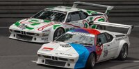 Vom M121 bis zum P48: Überblick über die BMW Turbo-Motoren im Rennsport